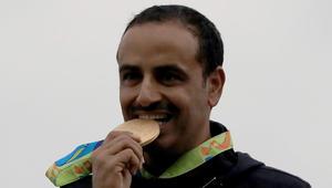 ذهبية كويتية تحت الراية الأولمبية بريو