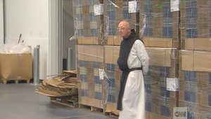 ريع مبيعات الجعة يعود لصالح الدير والمجتمع، بحسب أحد الرهبان
