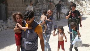 تقارير: عائلات سورية تخرج من حلب عبر ممرات إنسانية
