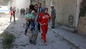 الطبيب المغربي زهير لهنا: لماذا لا نتضامن مع سكان حلب كما نتضامن مع سكان غزة؟