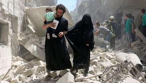 تونسيون يتضامنون مع حلب وأحزاب تونسية تحمّل المسؤولية لنظام بشار الأسد