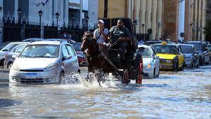 """بعد """"كارثة"""" الإسكندرية.. السيسي يأمر الحكومة بـ""""التحسب"""" للأزمات"""