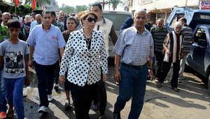 """كارثة بالإسكندرية تضع """"أول امرأة محافظ"""" أمام اختبار صعب"""