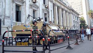 مصر.. إصابة شرطيين في هجوم شنه مجهولون على نقطة شرطة بالإسكندرية