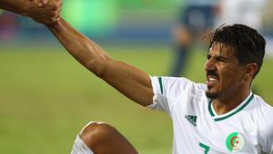 الجزائر تطمح لخروج مشرف أمام البرتغال