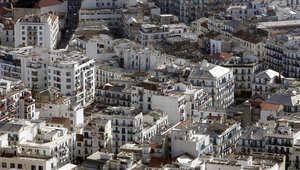 منظر عام لمدينة الجزائر