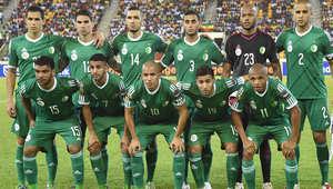 المنتخب الجزائري لكرة القدم
