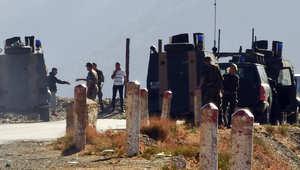 """الجزائر.. مقتل 3 """"إرهابيين"""" قرب الحدود مع تونس وتوقيف """"مجموعة إجرامية"""" تضم 20 أجنبياً"""