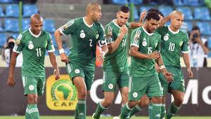 """في استفتاء إعلامي - قطري: الجزائر """"أفضل منتخب عربي"""" لعام 2014"""