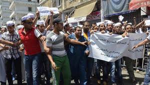 الجزائر.. مواجهات مذهبية توقع 25 قتيلاً ودعوة لإضراب عام