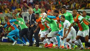 منتخب الجزائر يتأهل لدور الـ16 لأول مرة بتعادل مع روسيا