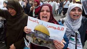 الجزائر مع فلسطين ظالمة أو مظلومة