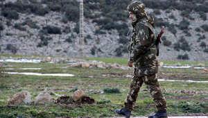 جندي جزائري (صورة من الأرشيف)