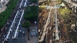 الإفطار الخيري في الجزائر.. عندما يساهم فيسبوك في نشر ثقافة التضامن