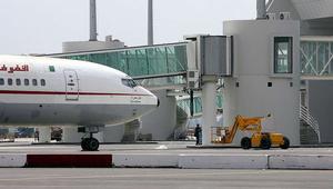 بعد انتشار أخبار عن اختفائها.. طائرة جزائرية تعود إلى مطار الإقلاع بسلام