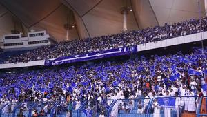 الهلال يكتسح النصر ويحتفل بلقب الدوري في الرياض