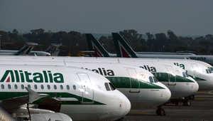 """الاتحاد للطيران تستحوذ على 49 في المائة من شركة """"أليطاليا"""""""