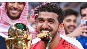 عبد الله المعيوف يفوز باستفتاء أفضل حارس عربي في موسم 2016/2017