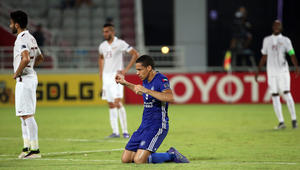 حرمان النصر من المشاركة بأبطال آسيا حتى 2018 بتهمة التزوير