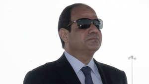 السيسي: المبادرة المصرية فرصة حقيقية لوقف نزيف الدماء