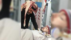 """بعد خروجه من الريتز كارلتون.. الوليد بن طلال يزور """"الأمير النائم"""""""