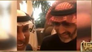 """أول مقابلة له بعد خروجه من """"الريتز"""".. هذا ما قاله الوليد بن طلال عن علاقته بالحكومة السعودية"""