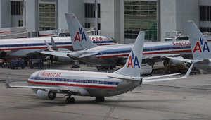 خلل في جهاز آيباد يمنع طائرات أمريكية من التحليق