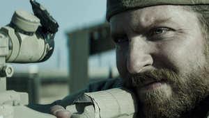 برادلي كوبر في لقطة من الفيلم