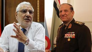 عبدالمنعم أبوالفتوح وسامي عنان