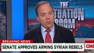 أندرو تابلر لـCNN: السنة في مناطق حوض الفرات أكبر خطر يهدد داعش