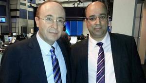 تضامن الرئيس التونسي السابق المنصف المرزوقي والإعلامي فيصل القاسم مع الكاتب الجزائري أنور مالك