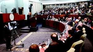شجار عنيف ولكمات متبادلة في المجلس الشعبي الجزائري بسبب قانون المالية