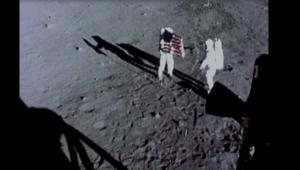 في الذكرى 47.. هكذا كان أول هبوط للإنسان على القمر