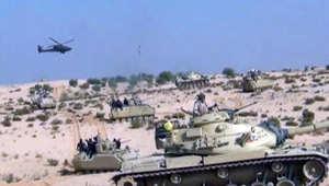 """جيش مصر يقتل 74 """"إرهابياً"""" باليوم الـ13 لـ""""حق الشهيد"""""""
