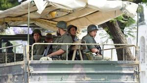 الداخلية التونسية تُعلن الكشف عن مخزن أسلحة على الحدود الليبية يحتوي قاذفات صواريخ