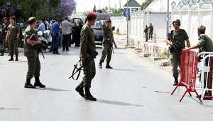 """مصرع خمسة """"إراهبيين"""" ومواطن وإصابة ضابط في مواجهات بين وحدات تونسية ومجموعة مسلحة"""