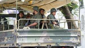 """الجيش التونسي يقصف جبال ورغة بحثًا عن """"إرهابيين متحصنين"""""""