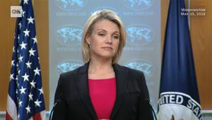 الخارجية الأمريكية: مظاهرات غزة ليست جديدة وحماس هي الملامة