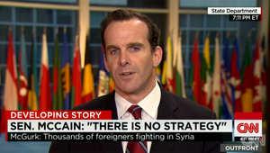 نائب مساعد وزير الخارجية الأمريكي لـCNN: لم نشهد مثل داعش من قبل.. وعلينا هزمهم في عقر خلافتهم المزعومة