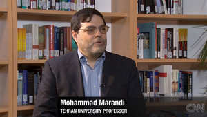 بروفيسور إيراني لـCNN: السعودية ليست بمركز يخولها لشن حرب على إيران.. الرياض تروج للوهابية وهو الفكر ذاته لدى داعش والقاعدة