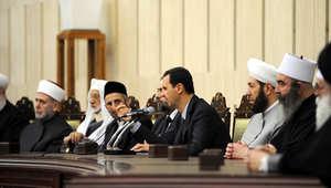الأسد: الإسلام عاد إلى دوره الطبيعي.. والفكر الديني بحاجة إلى تجديد