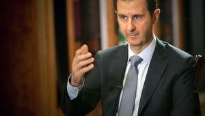 الأسد كما ظهر في المقابلة