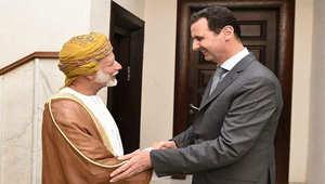 """هل تنهي سلطنة عُمان القطيعة"""" الخليجية لنظام الأسد؟"""