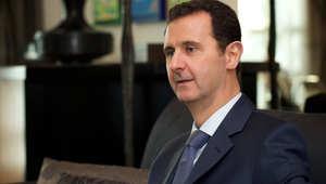 """الأسد: الوهابيون مصدر أفكار داعش والقاعدة والشعب السعودي يميل إليهم.. لم ننسق مع التحالف الدولي والبراميل المتفجرة """"قنابل"""""""
