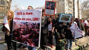 """""""داعش"""" يطلق 22 من """"الآشوريين"""" المختطفين بـ""""صفقة"""" غامضة"""