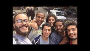 فرقة أطفال الشوارع بعد تجمعهم مؤخرا