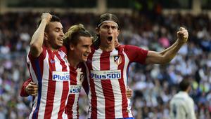 """أتلتيكو مدريد يعاقب ريال مدريد ويخطف منه نقطة التعادل في """"البرنابيو"""""""