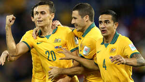 مباراة أستراليا والإمارات