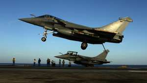 """طائرات فرنسية تحلّق فوق سوريا لالتقاط صور قريبة وشاملة لمواقع """"داعش"""""""