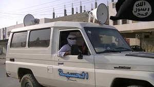 دورية لمسلحين يشتبه بانتمائهم للقاعدة في عزان / ابريل 2013